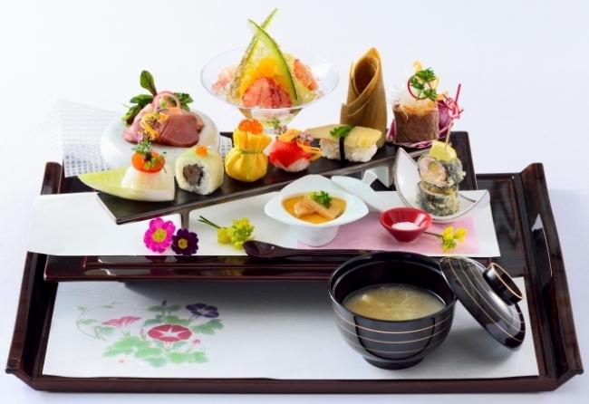 日本料理部門