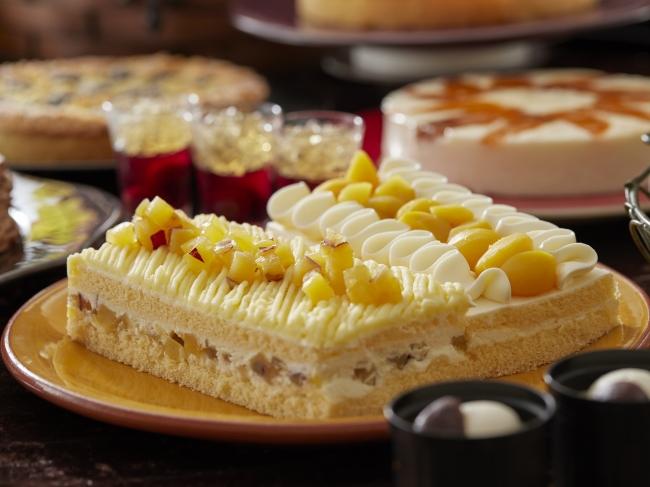 【Season1・2】さつまいもモンブランショートケーキ、マロンのショートケーキ