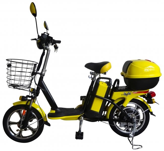 電動バイク イメージ