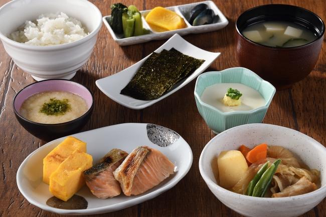 朝食(和食イメージ)