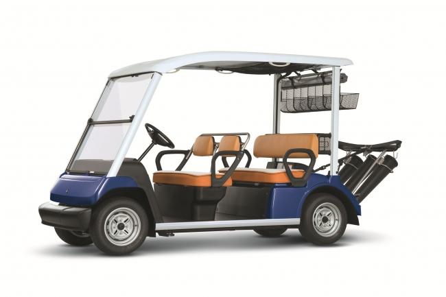 新型乗用ゴルフカー
