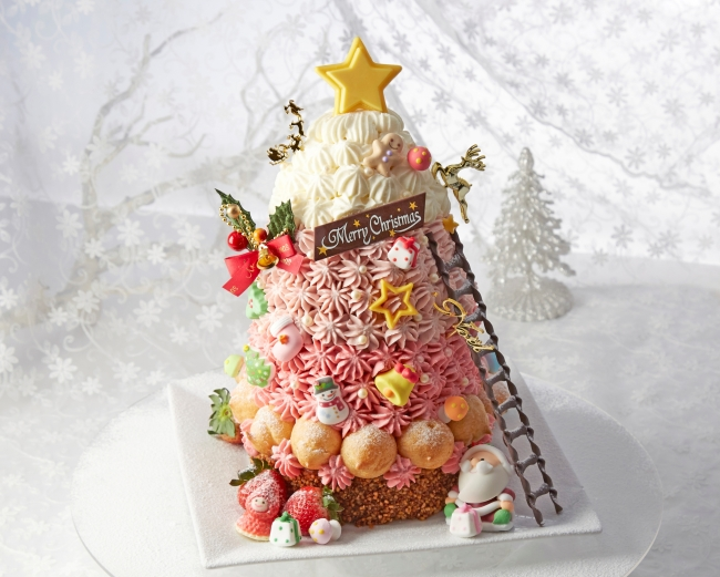 川越プリンスホテル 団欒 をテーマに飾り付けができるクリスマスケーキなど全4種類を販売 株式会社プリンスホテルのプレスリリース