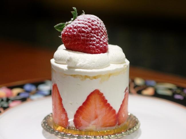 「あまおう苺のショートケーキ」イメージ