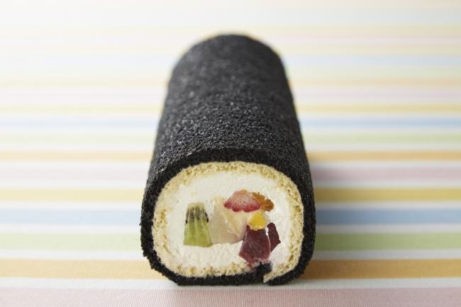 「恵方巻きロールケーキ」イメージ