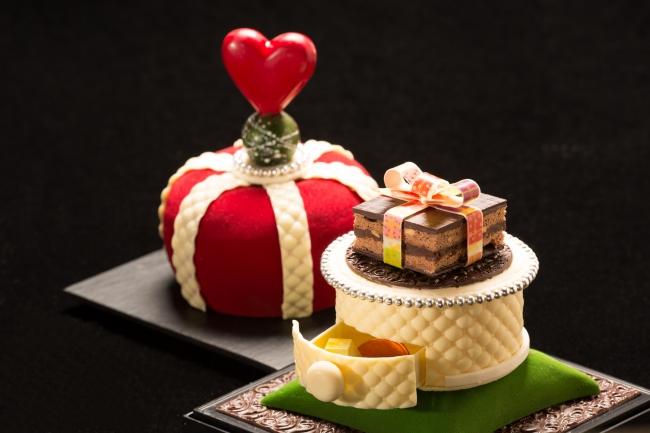 バレンタインチョコレート「GLORY」