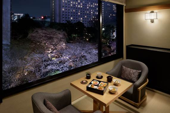 客室からの眺望 イメージ