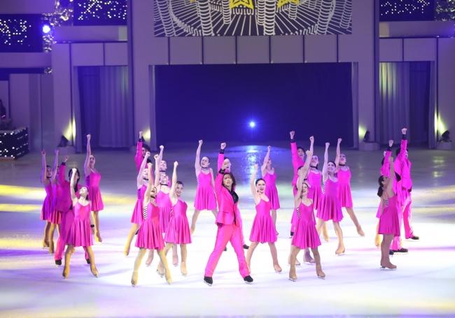 プリンスアイスワールド2018横浜公演の様子