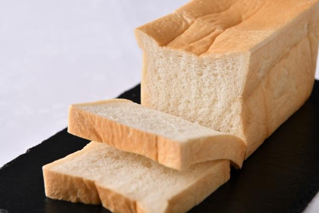 """トースト専用食パンとして開発された""""ベーカーハウス食パン"""""""
