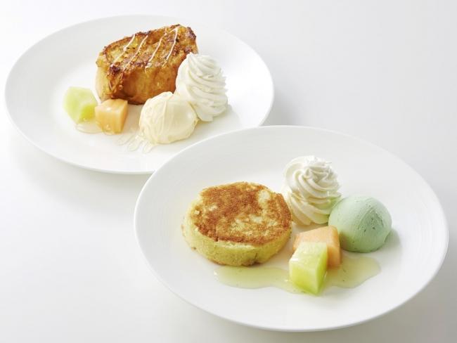 パンケーキ・フレンチトースト イメージ