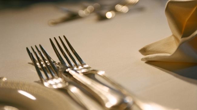 テーブルマナー体験 イメージ