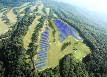 自然エネルギーを活用した発電事業