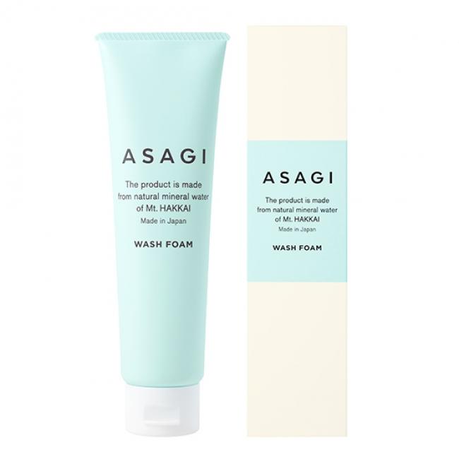 「ASAGI」ウォッシュフォーム〈洗顔料〉100g