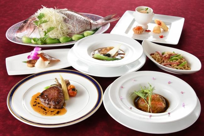 中国料理 李芳 絆ディナー イメージ