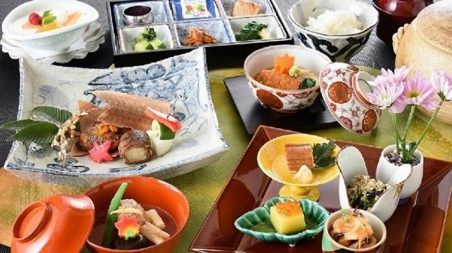 広島 なだ万 懐石料理(イメージ)