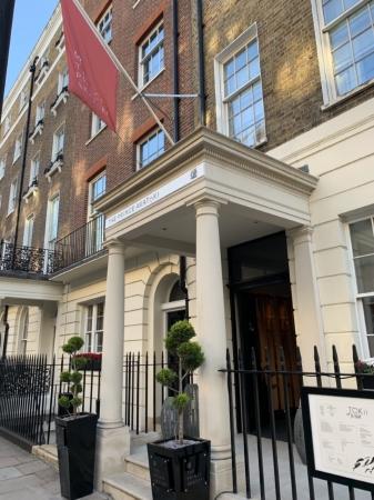 英国 ロンドンに開業した The Prince Akatoki London