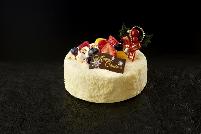 クリスマス ダブルチーズケーキ イメージ