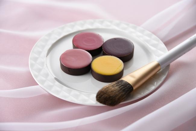 チークチョコレートタルト(イメージ)