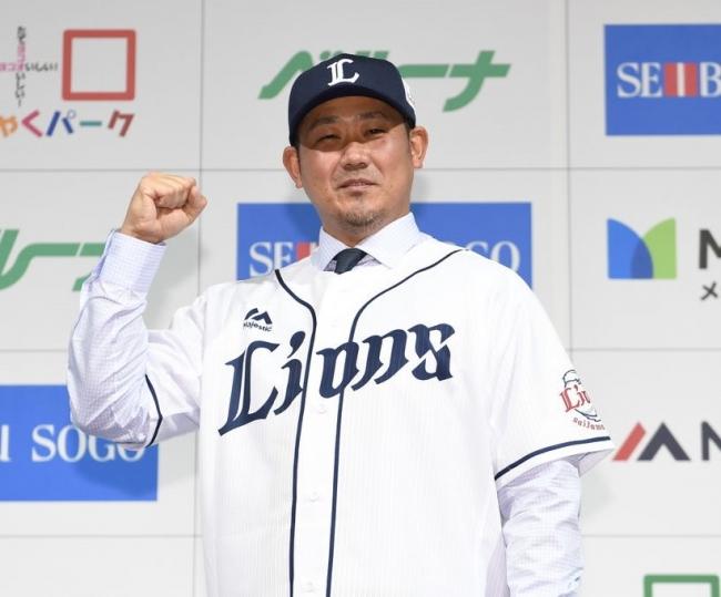 松坂大輔投手 (C)SEIBU Lions