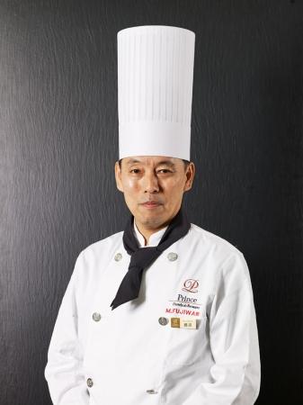 料理長 藤原 光弘
