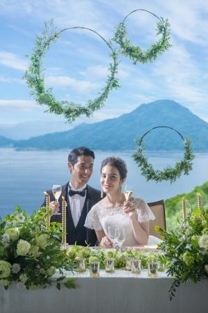 グランドプリンスホテル広島のオンライン結婚式プラン