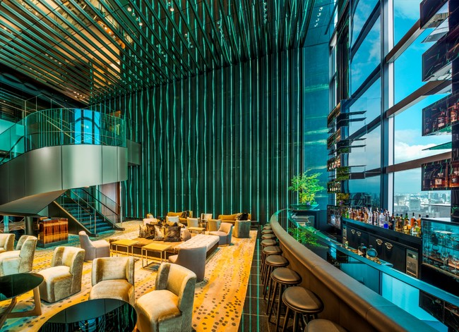 Sky Gallery Lounge Levita (内観)