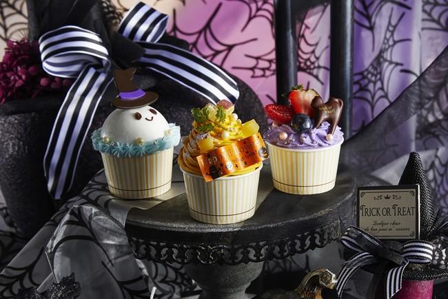 Halloween Phantom Cupcakeイメージ
