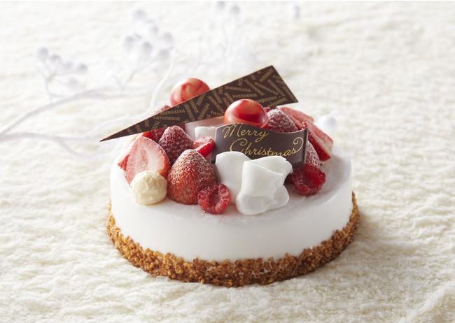 苺のショートケーキ2020 イメージ