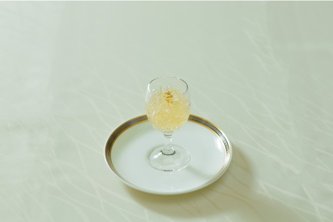 埼玉県産 梅酒のグラニテイメージ
