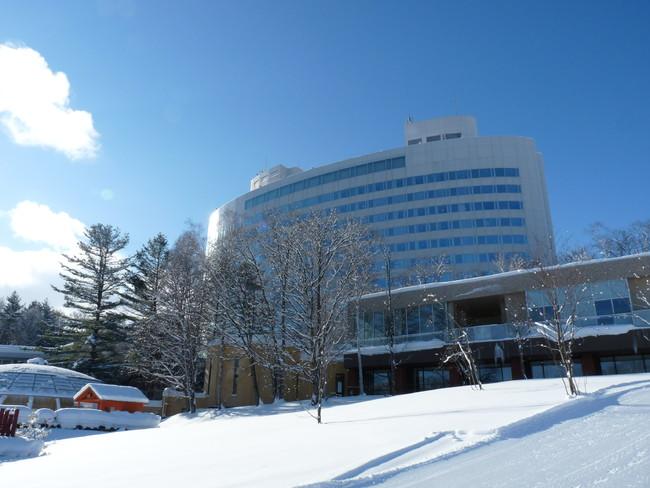 新富良野プリンスホテル(外観)