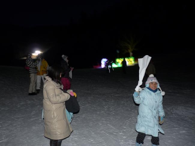富良野スキー場 ふらの星空探索ツアー