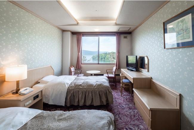 ニュー阿寒ホテル(客室)
