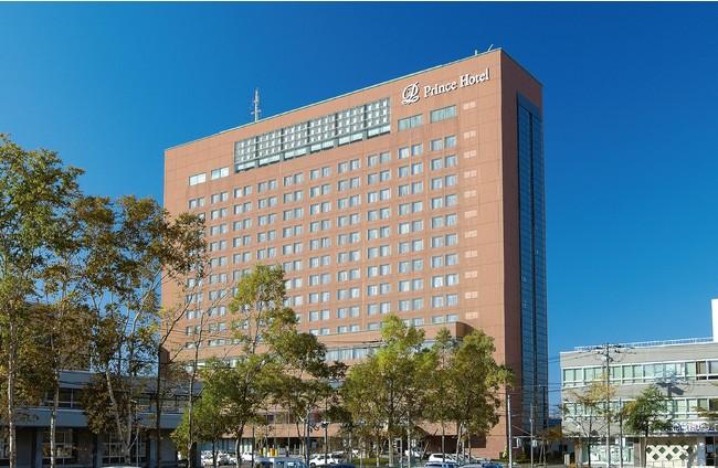 釧路プリンスホテル(外観)