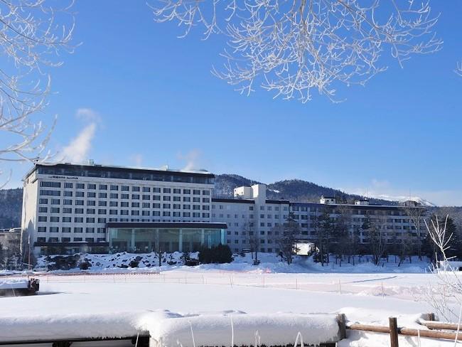 ニュー阿寒ホテル(外観)