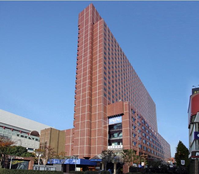 新宿プリンスホテル 外観