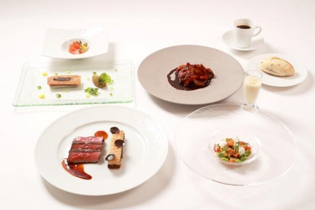 レストラン「ル・クール神戸」ディナー