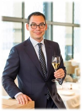 師井 研(もろい けん)氏 ヴランケン ポメリー ジャパン株式会社 代表取締役社長