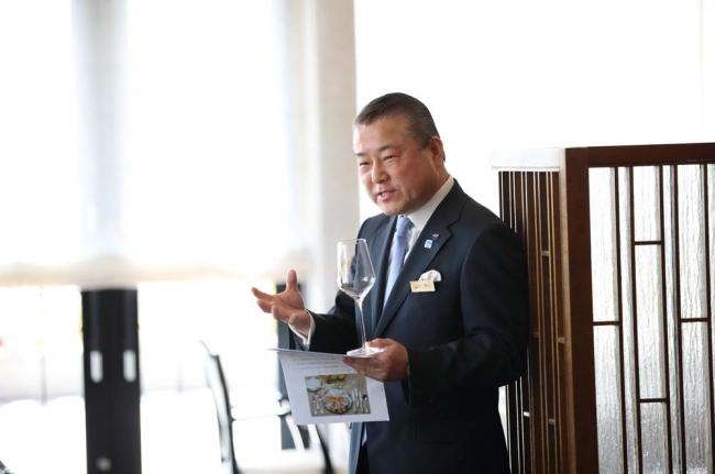 檜山 和司による招かれ上手になるマナーセミナー