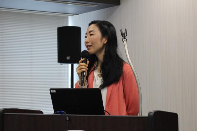 神奈川県立保健福祉大学 ヘルスイノベーションスクール設置準備担当教授 吉田 穂波氏