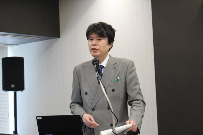 神奈川県 ヘルスケア・ニューフロンティア推進統括官 金井 信高氏