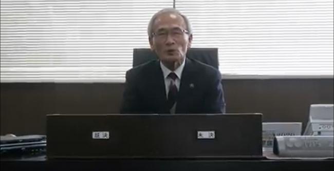 竹内通弘・洲本市長