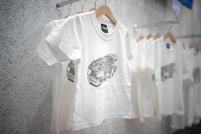 FLEXオリジナルキッズTシャツ