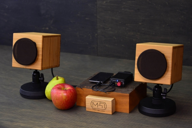 小型オーディオ&超小型アンプの『MH audio』