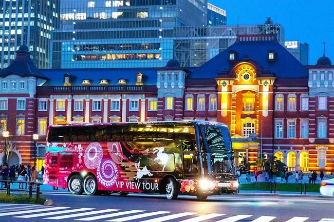 夜の東京駅は大人の顔