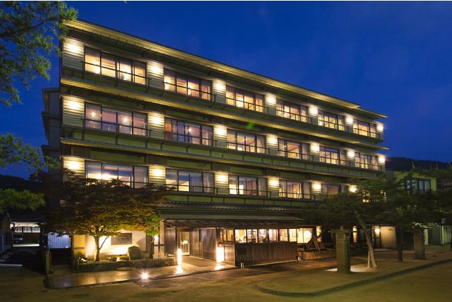 今年109年目。宮島の老舗旅館「錦水館」