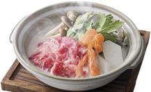 【2 月 味噌豆乳鍋】