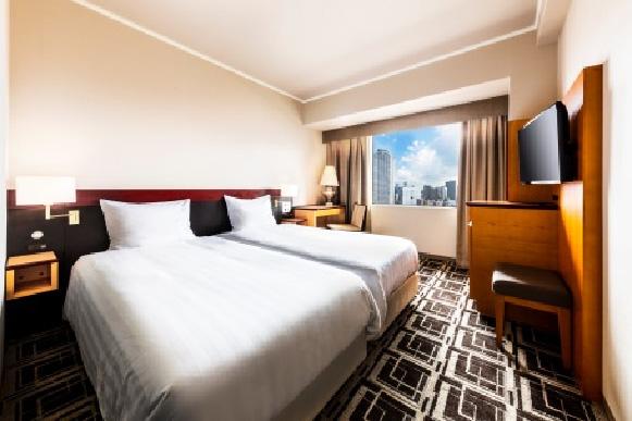 ホテル阪神大阪は2018年7月の全館リニューアルで全室禁煙に