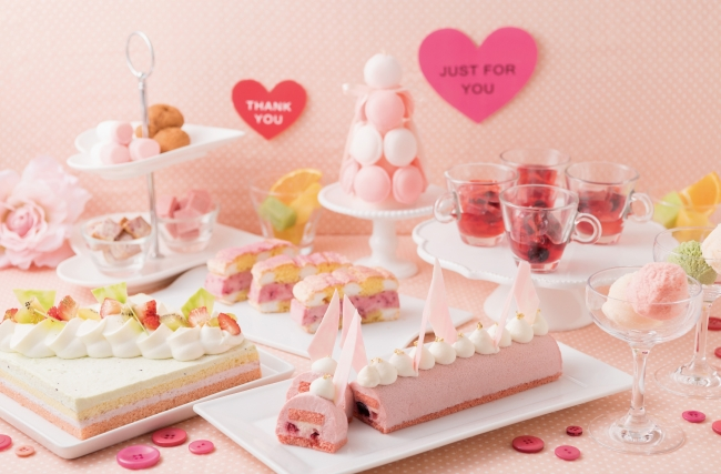 ~ピンク!スプリング・デザート~