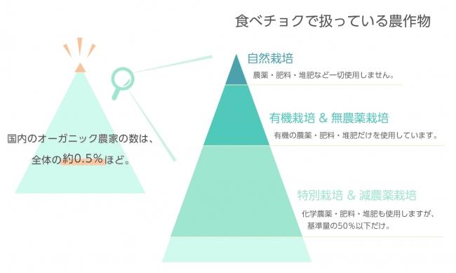 図2. オーガニック農家の分類