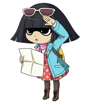 「旅する花子さん」