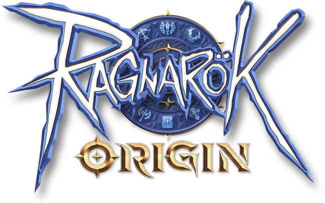 『ラグナロクオリジン』ロゴ